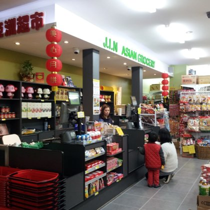 Commercial Grocery Shop fitout