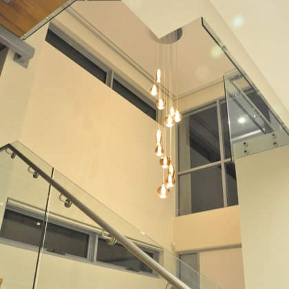 Atrium & Stairs