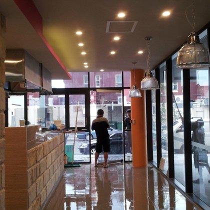Commercial Shop Fitout