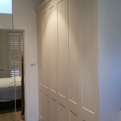 Custom Walk-in-Wardrobe