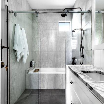 New Common Bathroom