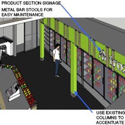 Concept Design Option